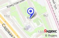 Схема проезда до компании МЕБЕЛЬНАЯ МАСТЕРСКАЯ МЕБЕЛЬ-РЕТРО в Москве