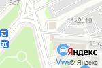 Схема проезда до компании Blackauto в Москве