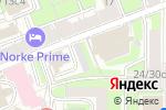 Схема проезда до компании Эмалирэль в Москве