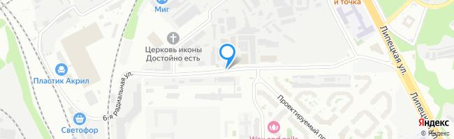 улица Радиальная 6-я