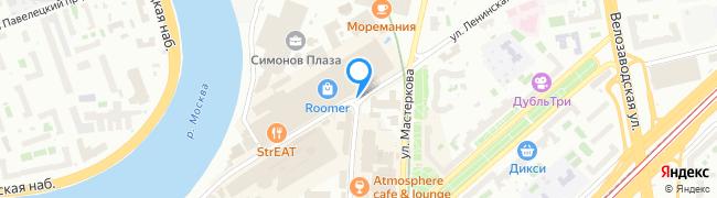 улица Ленинская Слобода