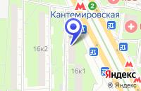 Схема проезда до компании ТФ КУЛИКОВ Ю.Ю. в Москве