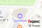 Схема проезда до компании Альпари в Москве