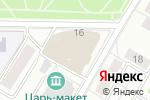 Схема проезда до компании Шиндлер в Москве
