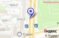 Схема проезда до компании АТЕЛЬЕ МАШИНОПИСНЫХ РАБОТ ЗЕМВАЛ в Москве