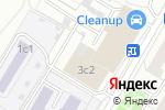 Схема проезда до компании Независимость Ford в Москве