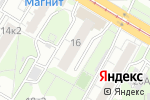 Схема проезда до компании Партс-маркет в Москве