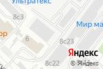Схема проезда до компании Мульти-Пульти в Москве