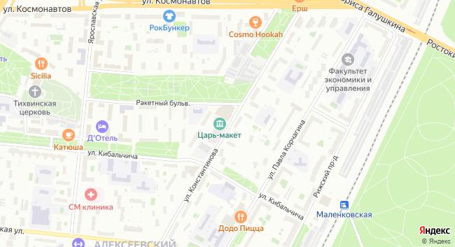 Бизнес-центр «Алексеевская Башня» - превью 2