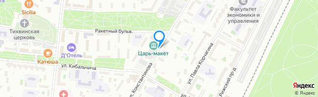 улица Константинова
