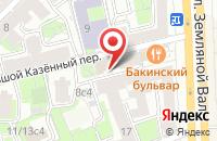 Схема проезда до компании Строительная Группа  в Москве