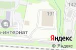 Схема проезда до компании СПРИНТ в Туле