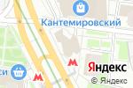 Схема проезда до компании Leprof.ru в Москве