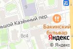 Схема проезда до компании Нэшнл Аккаунтс Консалтинг в Москве