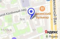 Схема проезда до компании МАГАЗИН СЛАВЯНСКАЯ МЕБЕЛЬ в Москве