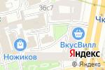 Схема проезда до компании Nihao-study в Москве