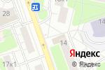 Схема проезда до компании Магазин хлебобулочных изделий в Москве