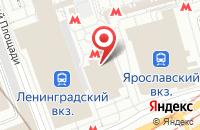 Схема проезда до компании Хардавто в Подольске