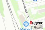 Схема проезда до компании ЛомбардЪ-01 в Москве