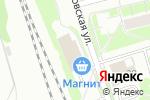 Схема проезда до компании Век-игры.рф в Москве