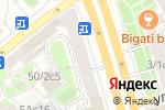 Схема проезда до компании Gdesemena в Москве