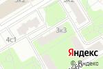 Схема проезда до компании Цунами в Москве