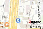 Схема проезда до компании Дормост в Москве