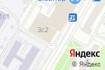 Схема проезда до компании Рижский в Москве