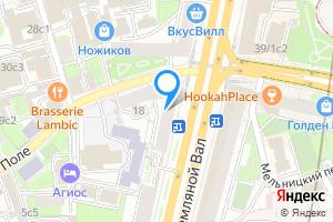 Сдается двухкомнатная квартира в Москве м. Чкаловская, улица Земляной Вал, 42/20