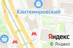 Схема проезда до компании Евролюкс в Москве