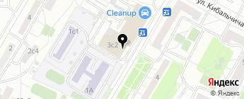 Интермарк Авто на карте Москвы