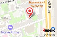 Схема проезда до компании Рбг в Москве