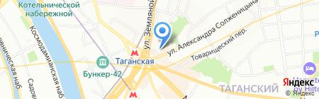ТрансИнКом на карте Москвы
