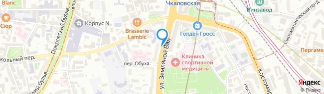 улица Земляной Вал