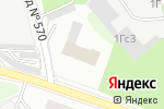 Схема проезда до компании ВЕКТОР-ЛИЗИНГ в Москве