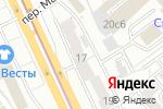 Схема проезда до компании Сэфинтер в Москве