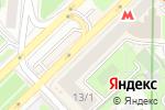 Схема проезда до компании OneBucksCoffee в Москве