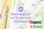 Схема проезда до компании Slimtel в Москве