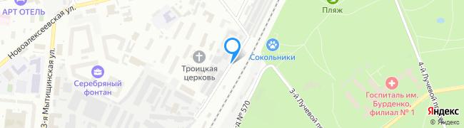 переулок Рижский 1-й