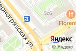 Схема проезда до компании Азия Синема в Москве
