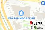 Схема проезда до компании Li Li в Москве