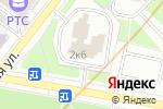 Схема проезда до компании Международная гильдия транспортных строителей в Москве