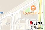 Схема проезда до компании НПП АСИ - Стройэкспертиза в Москве