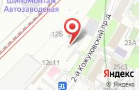 Схема проезда до компании Транзит-Лайн в Москве