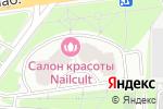 Схема проезда до компании Designer-Pro в Москве