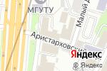 Схема проезда до компании Дайнамик Брокер в Москве