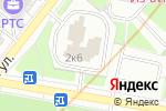 Схема проезда до компании Авер-Турс в Москве