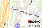 Схема проезда до компании Управление Активами в Москве