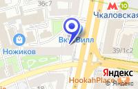 Схема проезда до компании РЕГИОНАЛЬНАЯ ОБЩЕСТВЕННАЯ ОРГАНИЗАЦИЯ МОСКОВСКИЙ КЛУБ ЮРИСТОВ в Москве