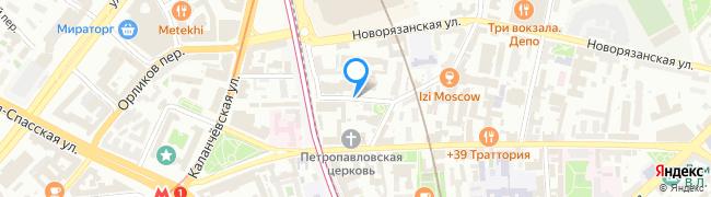 Рязанский переулок